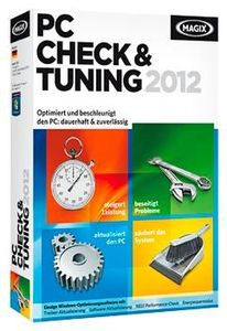 Magix PC Check & Tuning 2012 , (Article no. 90434874) - Picture #1