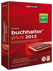 Lexware buchhalter Plus 2012 Version 17.00,  Windows, deutsch, (Article no. 90435531) - Picture #1