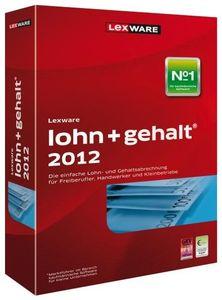 Lexware lohn+gehalt 2012 Version 16.00 Windows, deutsch, Vollversion, CD-ROM (Article no. 90435545) - Picture #1