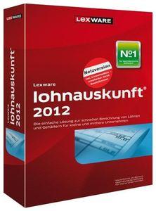 Lexware lohnauskunft 2012 Netzwerk Version - Version 20.00  , (Article no. 90435551) - Picture #1
