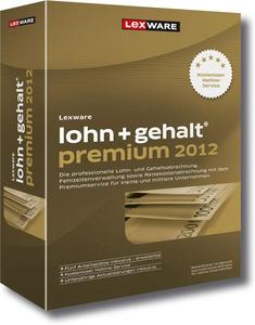 Lexware lohn+gehalt premium 2012 Update Version 12.00,  Windows, deutsch, (Article no. 90435575) - Picture #1