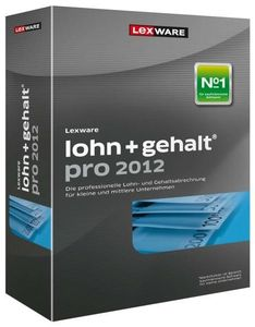 Lexware lohn+gehalt pro 2012 Update Version 12.00,  Windows, deutsch (Article no. 90435589) - Picture #2