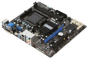 MSi 880GMA-E35 (FX) Sockel AM3+ mATX (Article no. 90435669) - Picture #2