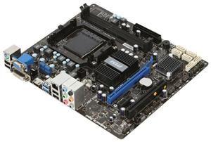 MSi 880GMA-E35 (FX) Sockel AM3+ mATX (Article no. 90435669) - Picture #1