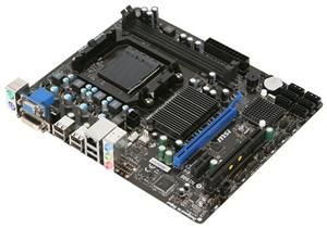 MSI 760GM-P23 (FX) Sockel AM3+ M-ATX (Article no. 90435671) - Picture #1