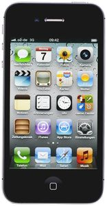 Apple iPhone 4S 16GB iOS schwarz (Article no. 90436337) - Picture #3