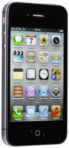 Apple iPhone 4S 16GB iOS schwarz (Article no. 90436337) - Picture #2