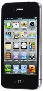 Apple iPhone 4S 16GB iOS schwarz (Article no. 90436337) - Picture #4
