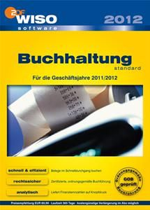 WISO Buchhaltung 2012 (Article no. 90436363) - Picture #1