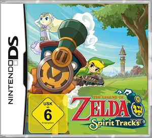 Legend of Zelda: Spirit Tracks (item no. 90436364) - Picture #1