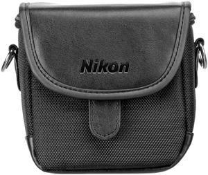 Nikon CS-P08 Ledertasche schwarz (Article no. 90436667) - Picture #1