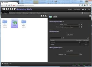 Netgear ReadyNAS Duo v2 (Article no. 90436790) - Picture #3