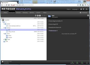 Netgear ReadyNAS Duo v2 (Article no. 90436790) - Picture #2