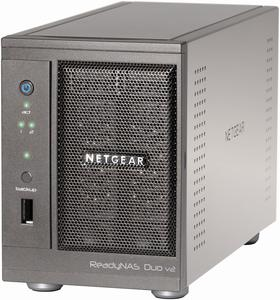 Netgear ReadyNAS Duo v2 1TB (Article no. 90436791) - Picture #1