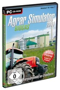 Agrar Simulator 2011: Biogas Add-On (item no. 90437059) - Picture #1