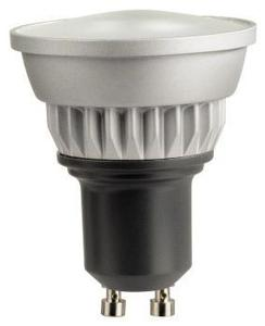 Xavax LED-Reflektorlampe Sockel GU10, 3W, 95cd, 3000K, warmweiss (Article no. 90437155) - Picture #1