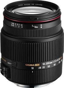 Sigma AF 18-200mm 3.5-6.3 DC OS HSM II (item no. 90437294) - Picture #1