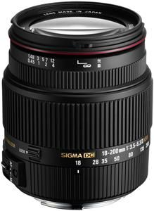 Sigma AF 18-200mm 3.5-6.3 DC OS HSM II (item no. 90437294) - Picture #3