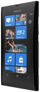 Nokia Lumia 800 WP7 schwarz (Art.-Nr. 90437391) - Bild #3