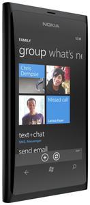 Nokia Lumia 800 WP7 schwarz (Art.-Nr. 90437391) - Bild #1