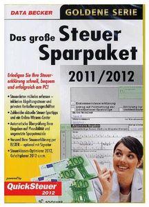 große Steuersparpaket 2011/2012,Das Das große Steuersparpaket 2011/2012 (Article no. 90437469) - Picture #1