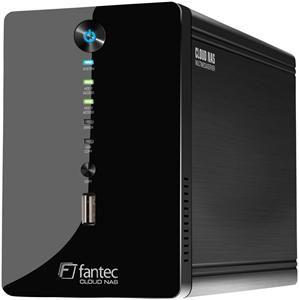 Fantec CL-35B2 RAID NAS 2TB (Article no. 90437843) - Picture #1