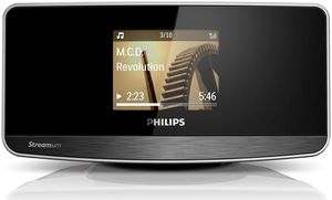 Philips NP3500 Network Music Player (Article no. 90437866) - Picture #2