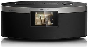 Philips NP3300 Network Music Player LCD, Uhr, AAC/DEM/FLAC/MP3/OGG/WMA, (Article no. 90437868) - Picture #4