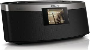 Philips NP3300 Network Music Player LCD, Uhr, AAC/DEM/FLAC/MP3/OGG/WMA, (Article no. 90437868) - Picture #1
