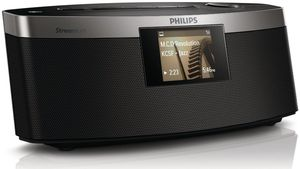 Philips NP3300 Network Music Player LCD, Uhr, AAC/DEM/FLAC/MP3/OGG/WMA, (Article no. 90437868) - Picture #3