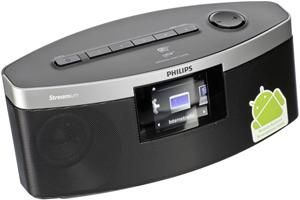 Philips NP3300 Network Music Player LCD, Uhr, AAC/DEM/FLAC/MP3/OGG/WMA, (Article no. 90437868) - Picture #5