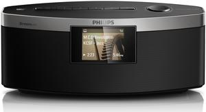 Philips NP3300 Network Music Player LCD, Uhr, AAC/DEM/FLAC/MP3/OGG/WMA, (Article no. 90437868) - Picture #2
