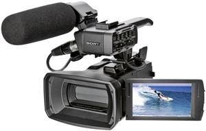 Sony HXR-NX3D1E Profi (Article no. 90437875) - Picture #4