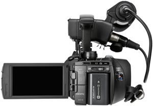 Sony HXR-NX3D1E Profi (Article no. 90437875) - Picture #2