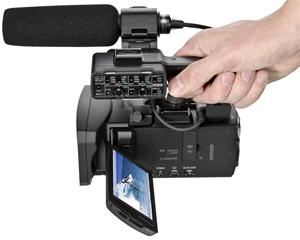 Sony HXR-NX3D1E Profi (Article no. 90437875) - Picture #1