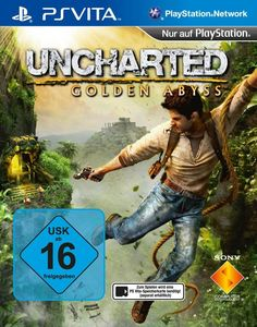 Uncharted: Golden Abyss Sony PSV Spiel Deutsche Version (Article no. 90437942) - Picture #1