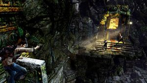 Uncharted: Golden Abyss Sony PSV Spiel Deutsche Version (Article no. 90437942) - Picture #4