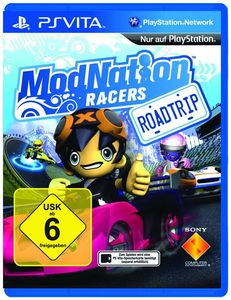 ModNation Racers: Road Trip Vita (Article no. 90437943) - Picture #1