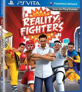 Reality Fighters (item no. 90437944) - Picture #1