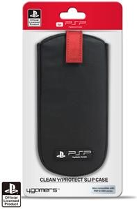 A4T PSP e1000 Clean´n Protect Slip Case Tasche schwarz, (Article no. 90438142) - Picture #1