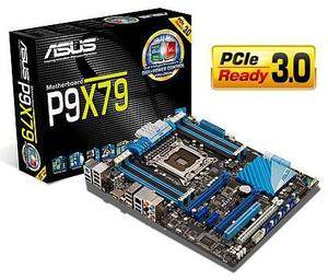 ASUS P9X79 Sockel 2011 ATX (Article no. 90438505) - Picture #2