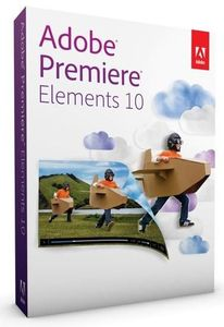Adobe Premiere Elements 10 Upgrade (item no. 90438784) - Picture #1