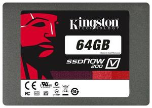 Kingston SSDNow V200 64GB MLC (item no. 90439018) - Picture #2