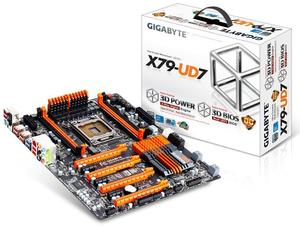 GIGABYTE X79-UD7 E-ATX (Article no. 90439053) - Picture #2