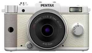 Pentax Q 47mm 1:1.9 Kit weiss (Article no. 90439055) - Picture #2