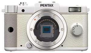 Pentax Q 47mm 1:1.9 Kit weiss (Article no. 90439055) - Picture #1