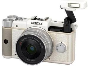 Pentax Q 47mm + 28-83mm Kit weiss (Article no. 90439057) - Picture #4