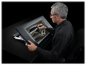 Wacom Cintiq 24HD (Article no. 90439257) - Picture #3