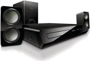 Philips HTS3251 schwarz (Article no. 90439397) - Picture #1