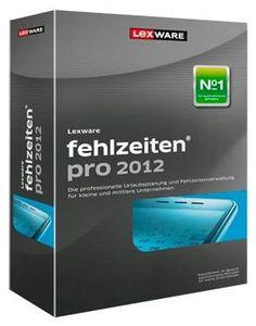 Lexware Fehlzeiten pro 2012 Windows, Deutsche Version (Article no. 90439671) - Picture #1